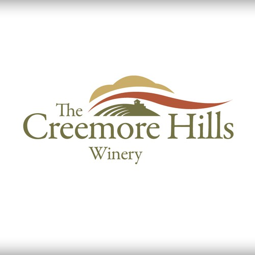 logo for The Creemore hills winery