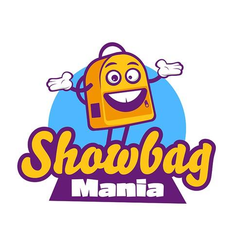 Logo Concept for Showbag Company