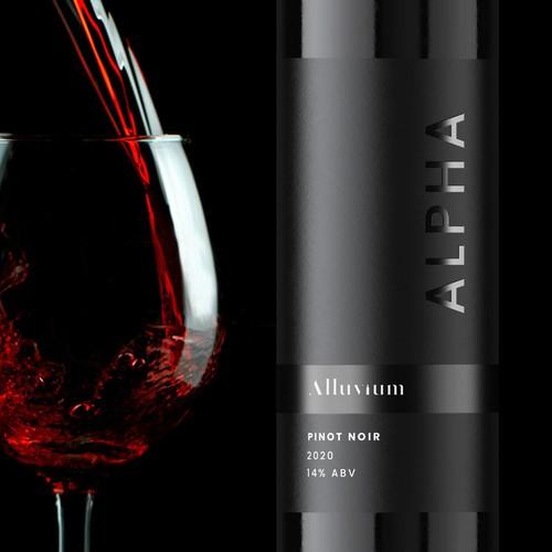 Alpha Wine