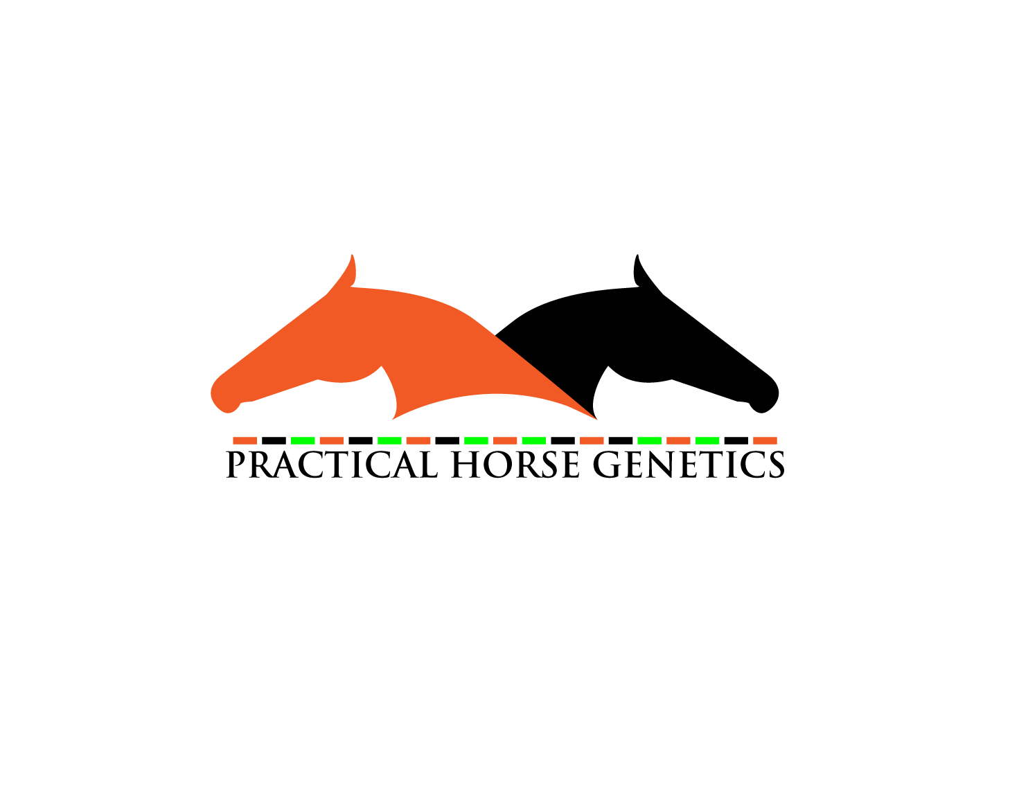 logo for Practical Horse Genetics