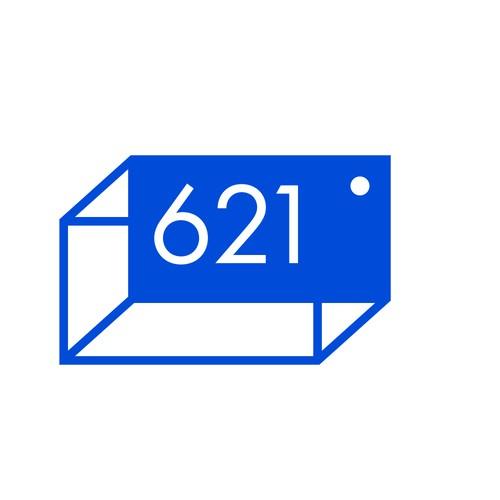 Logo concept for electronics company