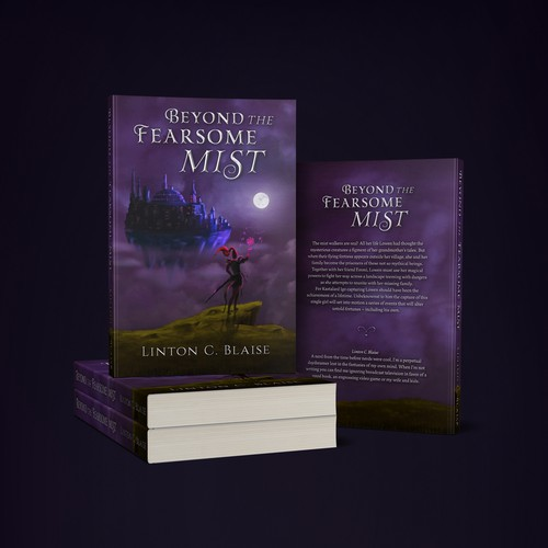 Book cover contest entry
