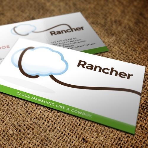 Creating a logo for Rancher