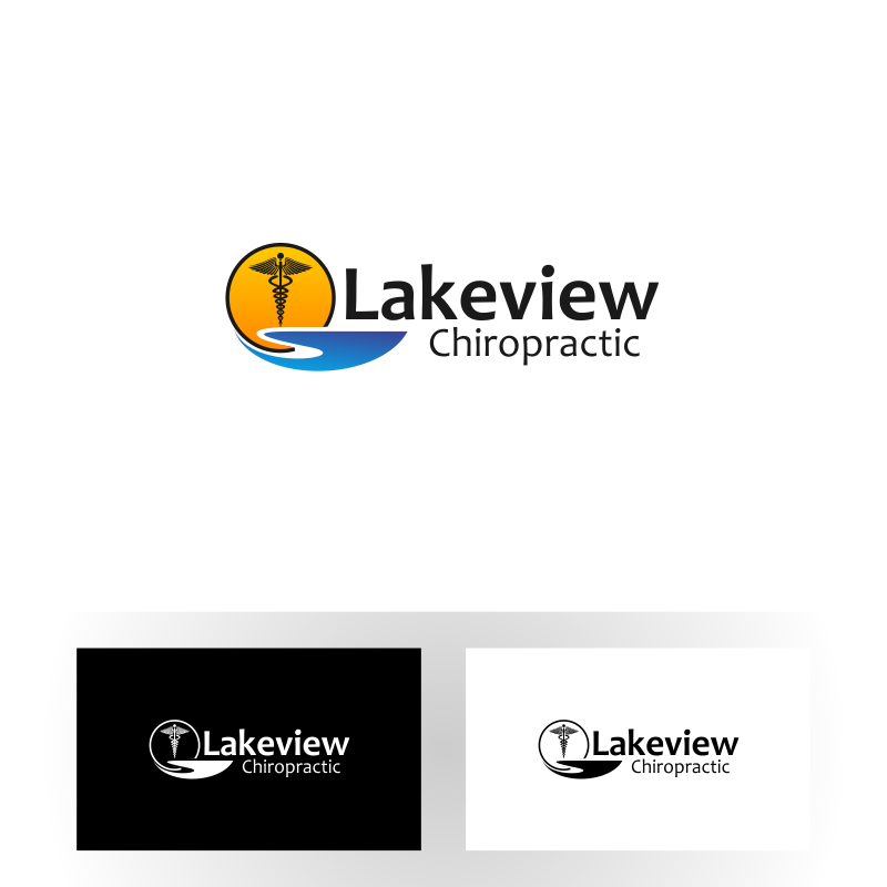 Help Lakeview Chiropractic with a new logo