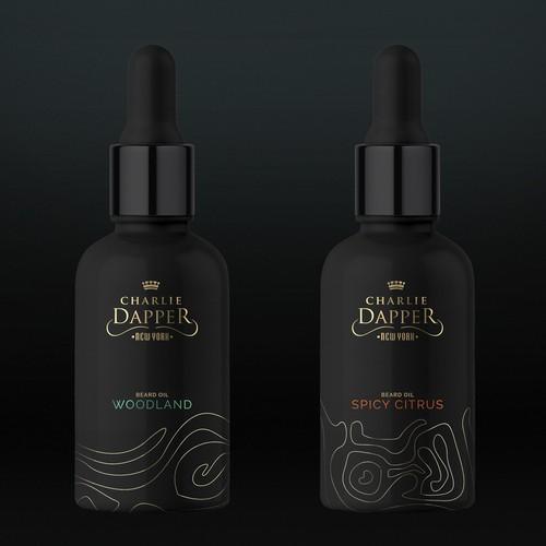 Charlie Dapper Beard Oil
