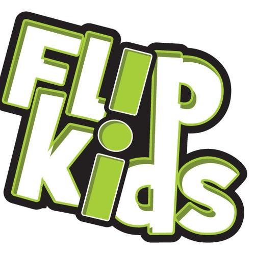 Kids 3D Logo
