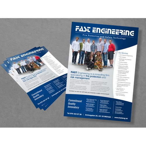 FAST Engineering Flyer