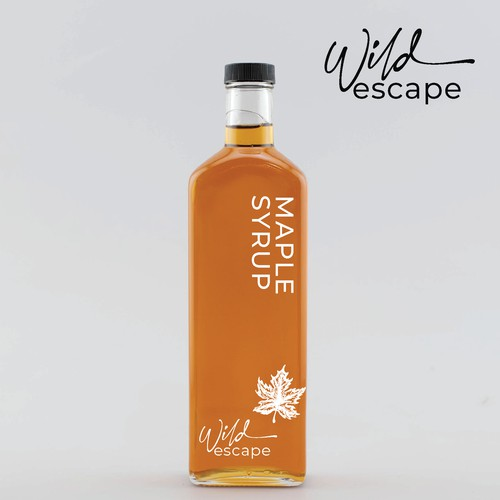 Wild Escape Logo Mockup