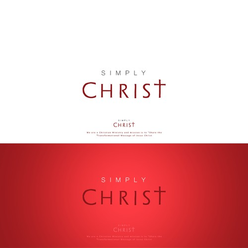 Logo design for Christian Ministry - Simply Christ