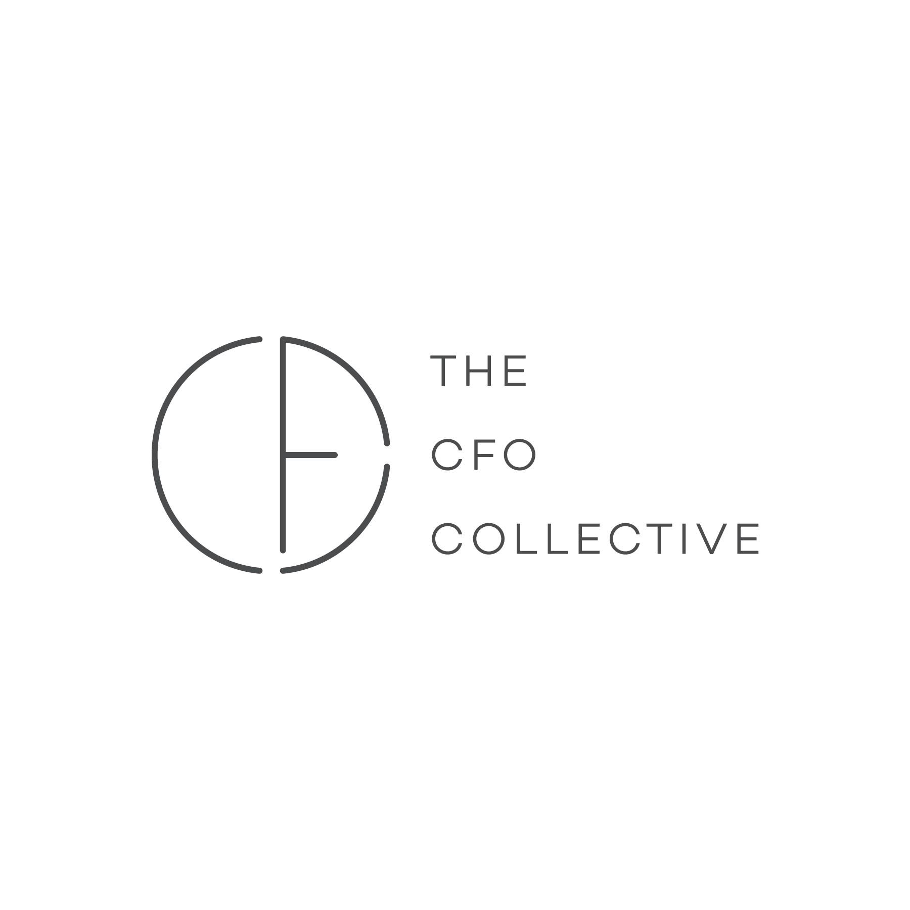 Create a minimalistic logo for a virtual CFO start up