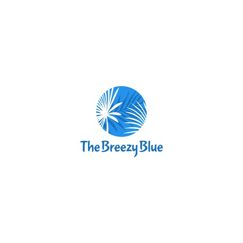the breezy blue