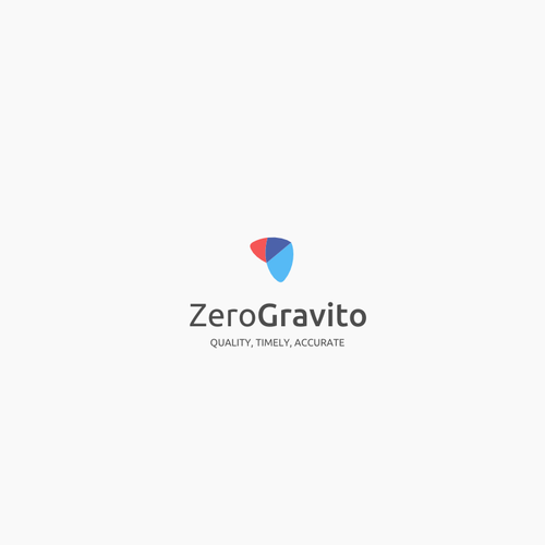Modern logo for a technology and marketing company