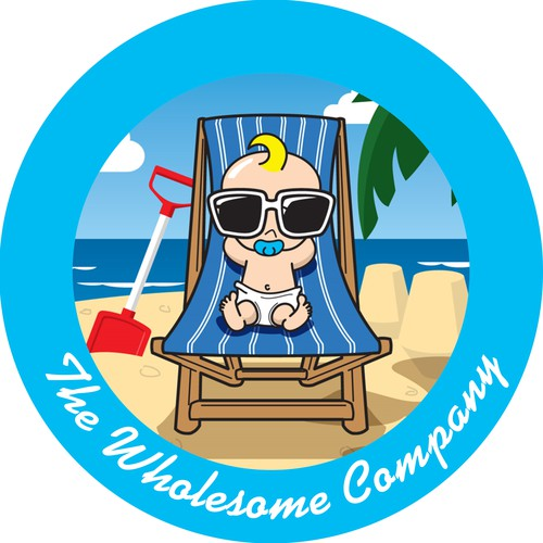 The Wholesome Company - Logo Fix