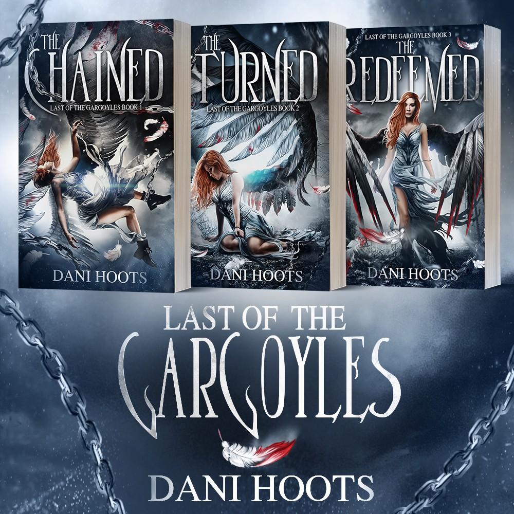 Book 3 of Gargoyles Series: The Redeemed