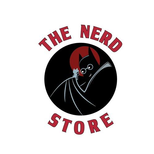 The Nerd Store Needs a New Logo