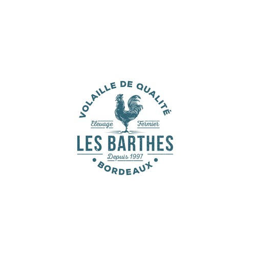 Winning Logo for Les Barthes