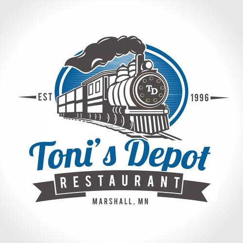 Create a winning LOGO design for Toni's Depot