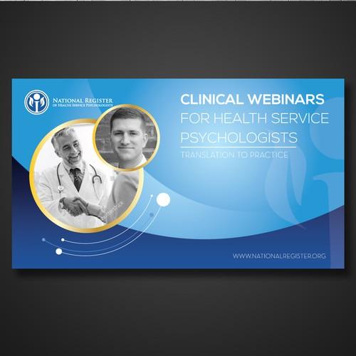 Clinical Webinars design