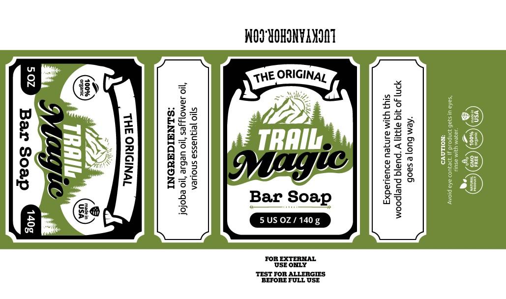 LuckyAnchor.com Bar Soap