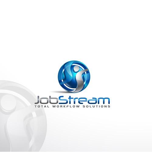 JS letter logo design
