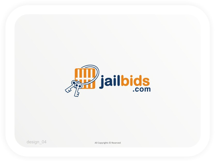 Create the next logo for Jailbids.com