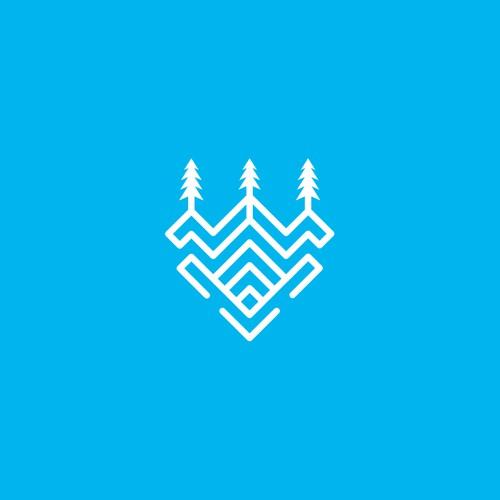 Mountain Fiber Design logo