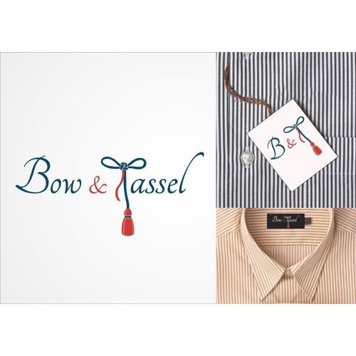 logo for Bow & Tassel