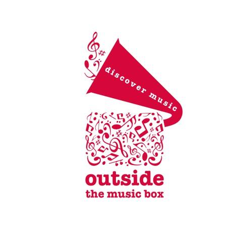 Outside the Music Box