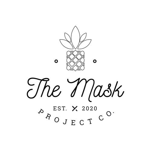 logo the mask