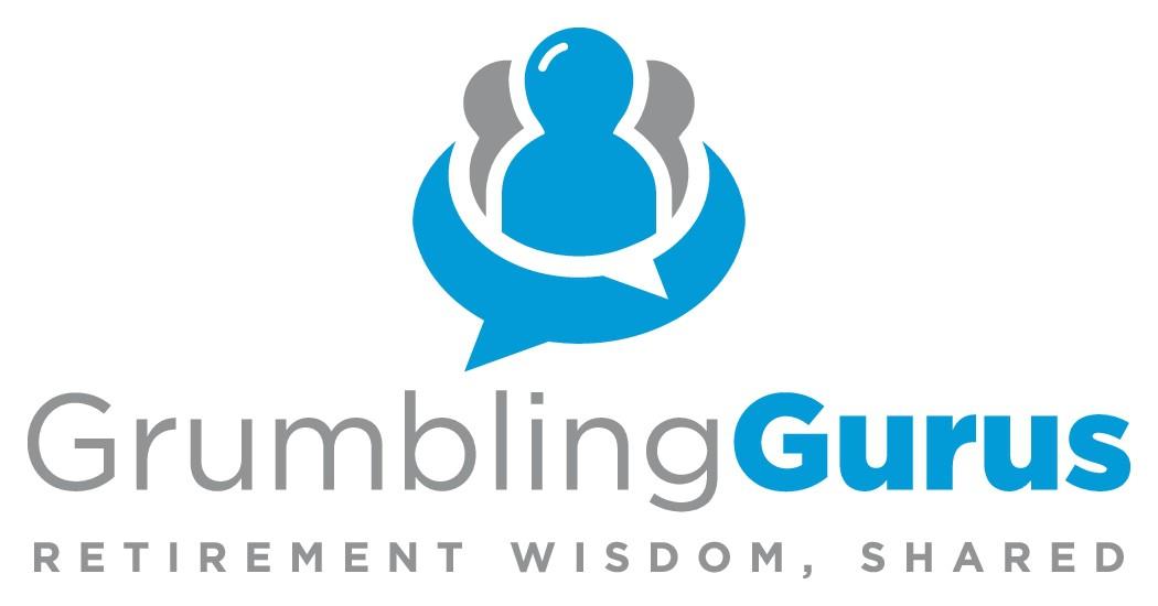 Grumbling Gurus needs a smart logo.