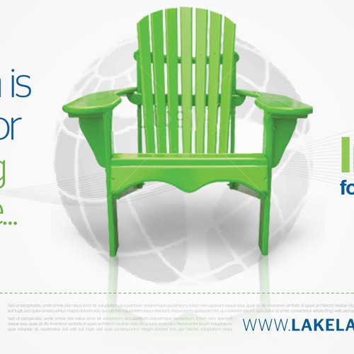 Create the next BILLBOARD, postcard, flyer or print for Lakeland Networks