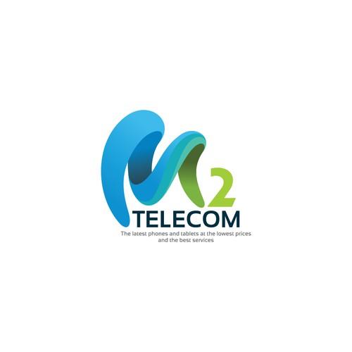 M2Telecom Logo