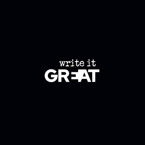 Logo Concept for Write It Great