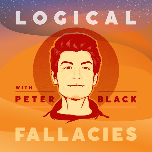 Logical Fallacies with Peter Black Podcast Cover