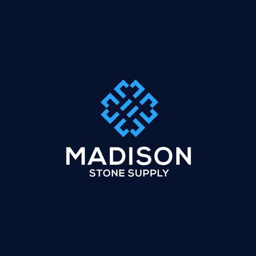 Logo Madison Stone Supply