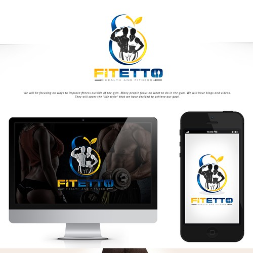 FITETTO FITNESS LOGO