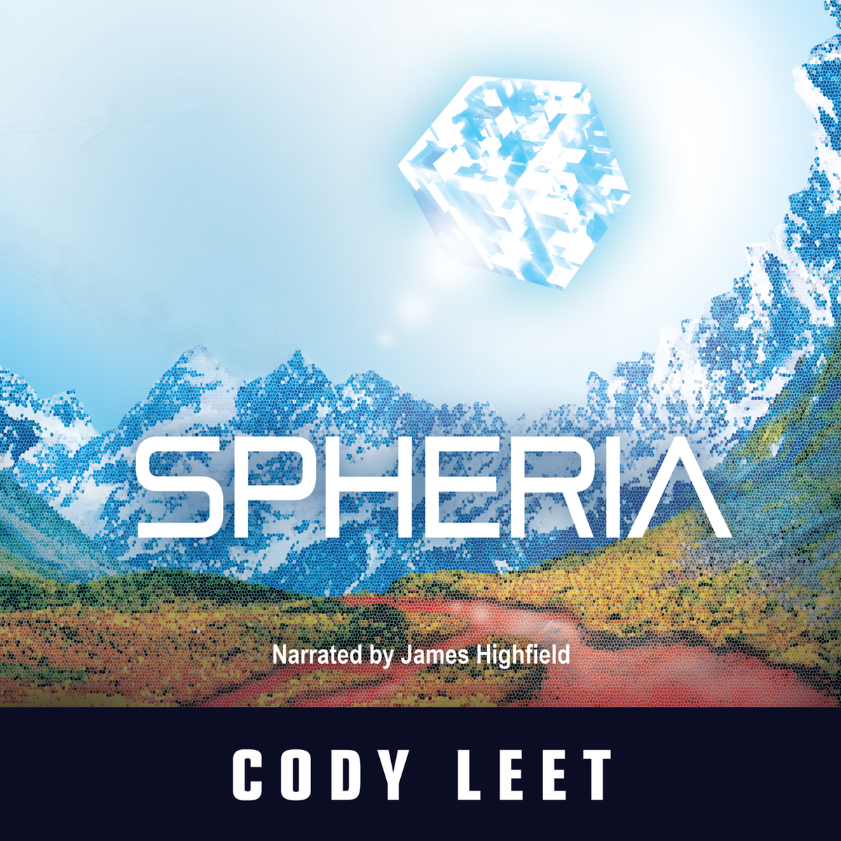 Audio version of Spheria Cover