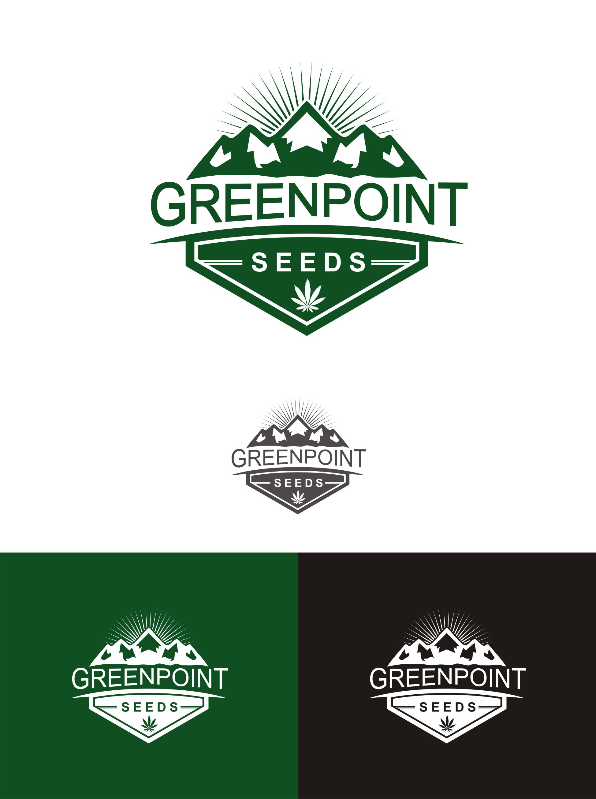Colorado cannabis company seeks to capture the mountain feel in our logo