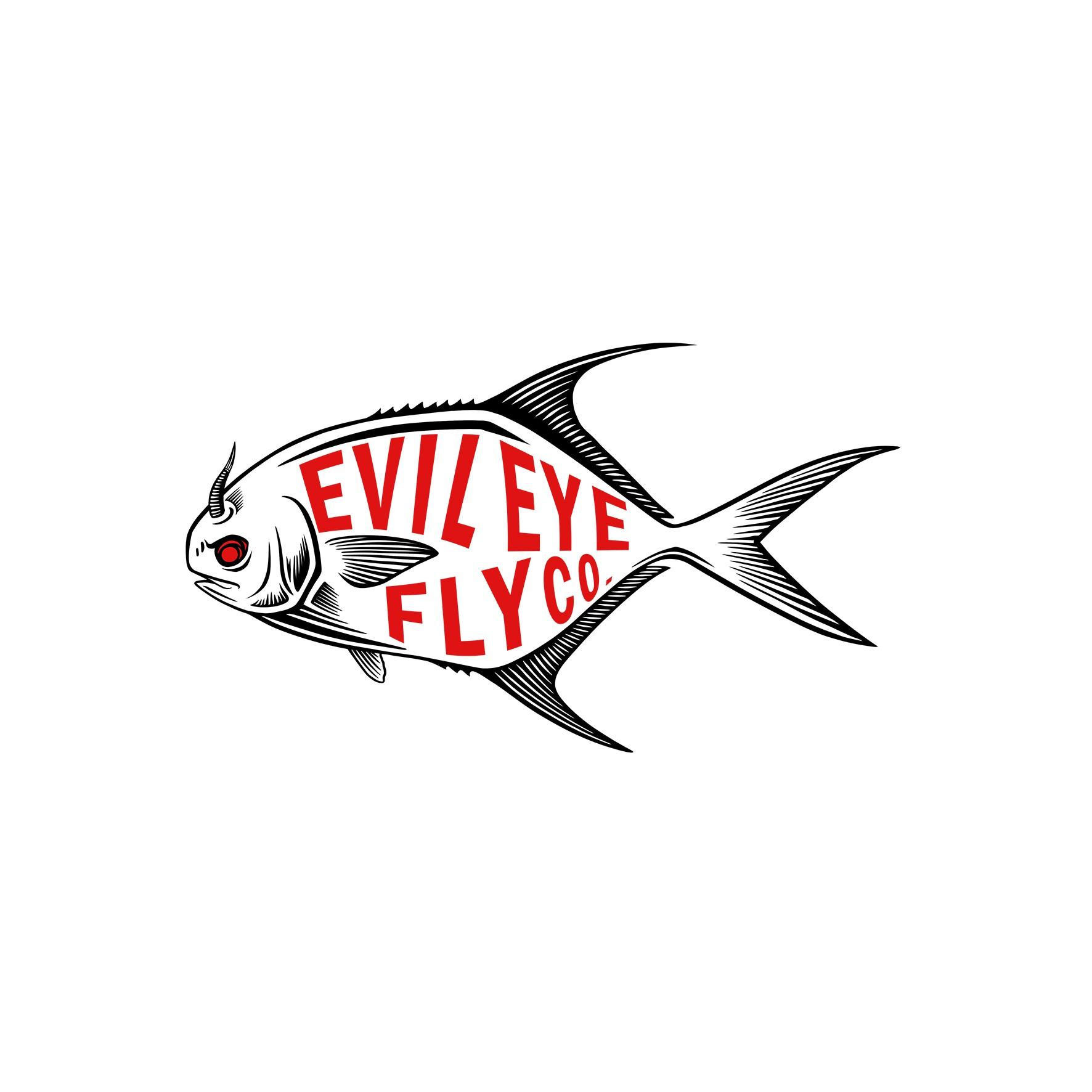 Evil Eye Fly Company Logo