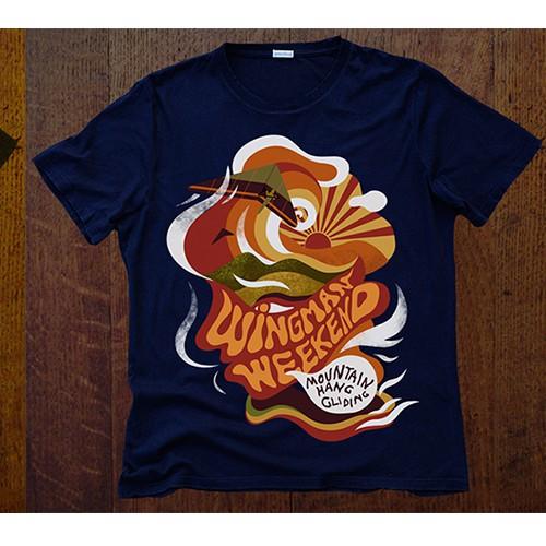 WingmanWeekend t-shirt