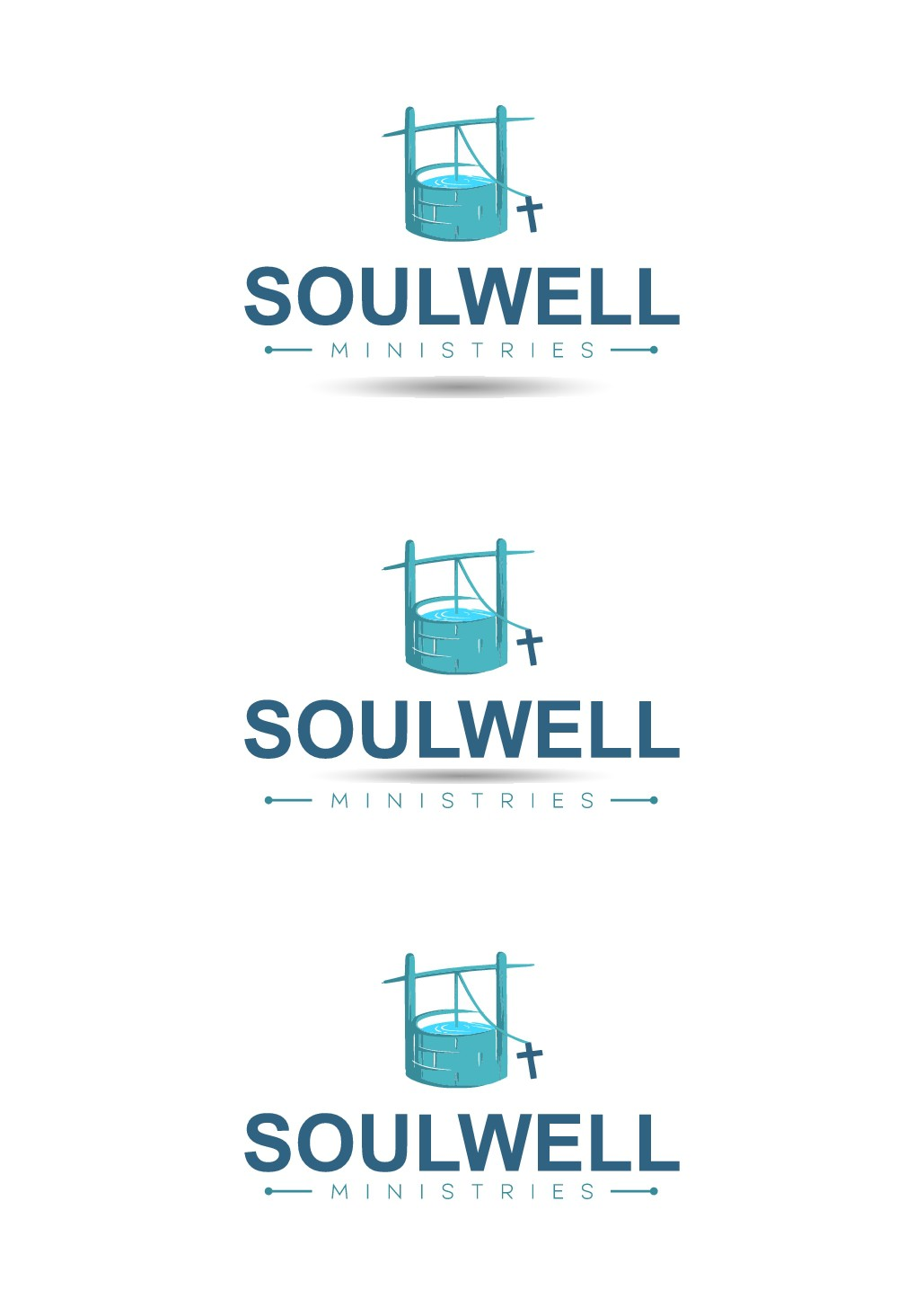 SOULWELL Ministries LOGO search...please help us launch our ministry!