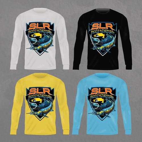 Winner - SLR Invitational Fishing Tournament Design