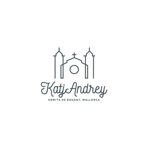 Wedding logo for KatjAndrej