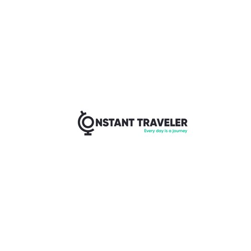 Logo for a traveler