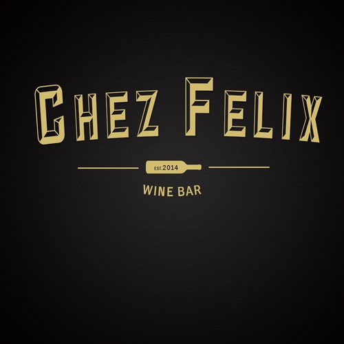 Be creative & inspiring and design a strong brand for Chez Felix Wine Bar in Brussels!