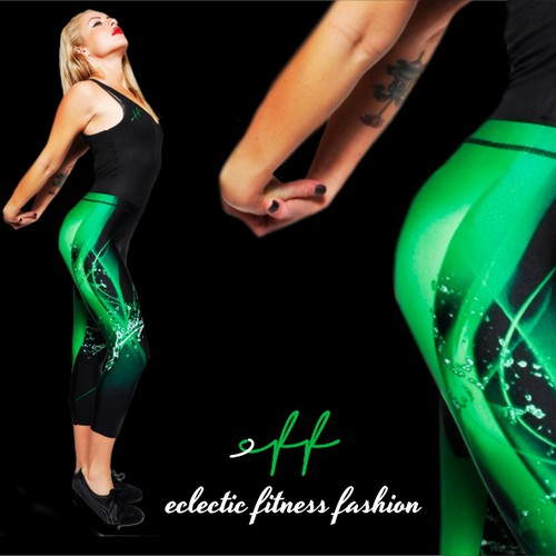 e.f.f.   eclectic fitness fashion needs a new logo