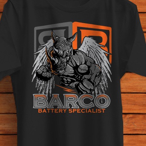 "Barco ""Rhino"" Battery Specialist"