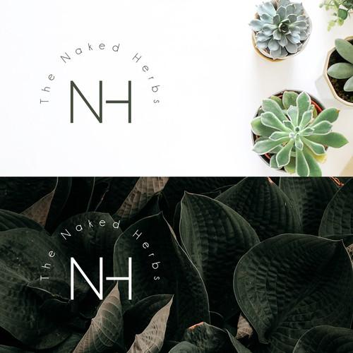 Design a eco-minimalist logo for cbd company