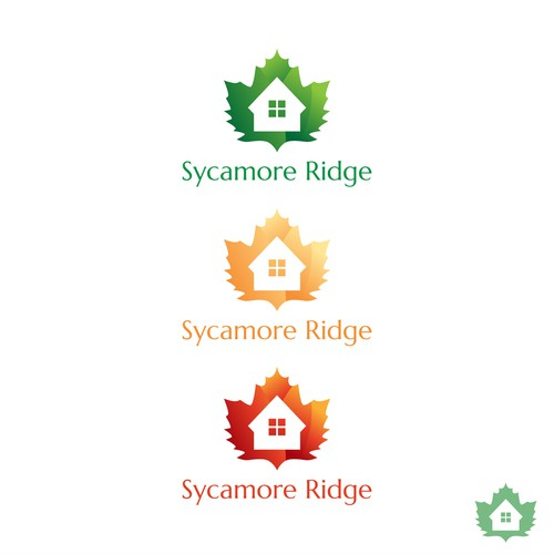 Logo for residential subdivision