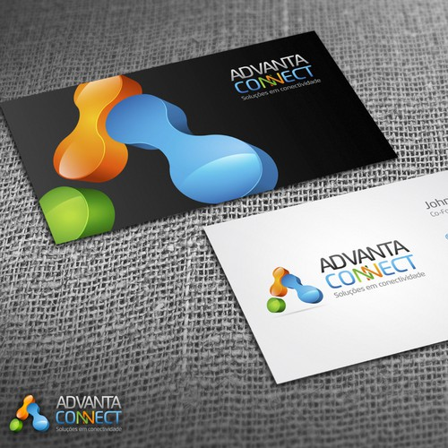 Logo for a connectivity solutions company